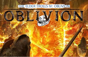 The Elder Trolls IV: Oblivion by FireBlazer911