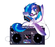Djpon3 by KiwiPikachu