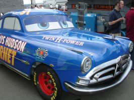 Real Life Doc Hudson by Weapons-Expert-Cool