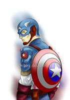 Captain America by ChikKV