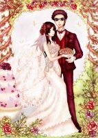 The Wedding by dantae