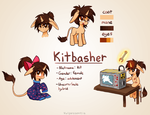 Kit Reference Sheet by Vulpessentia