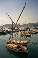 lerici harbour by fj-nomad