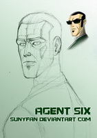 Agent Six by SunyFan