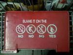 Don't blame it on the... by EpicMilk