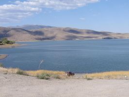 Topaz Lake Photo Series 01 by lilly-peacecraft