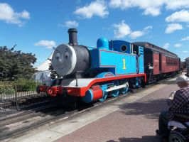 Thomas the Tank Engine by Blockwave