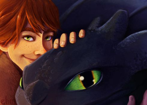 On Training Your Dragon by Deisi
