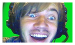 PewdiePie stamp by WhiteDevil350