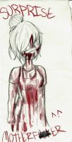 Creepypasta OC - Slaughter by X-Lollipop-Gothica-X