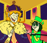 Kingly tales by LucidDreamPop