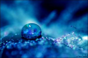 Glittery Ball III by ninazdesign