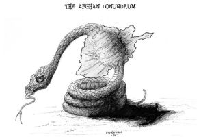 Afghan Conundrum by LiquidNerve