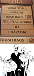 Trashbag Family Pack by DarkDivaLocura