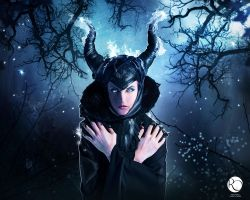 Maleficent by IgnisSouls