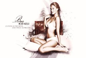 Bar Rafaeli Wallpaper by kiznova