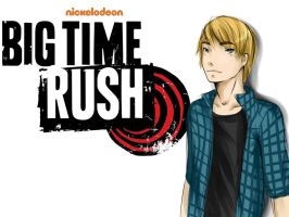 Big Time Rush Anime: Kendall by Monksea