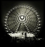 Ferris Wheel by MichiLauke