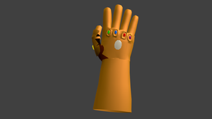 WIP: MCU Infinity Gauntlet for XPS by ImWithStoopid13