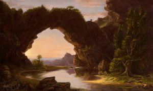 Thomas Cole Study by gavinodonnell