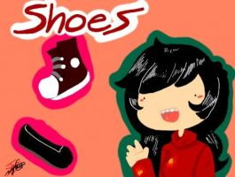 Shoes by ButterSock-TriXter