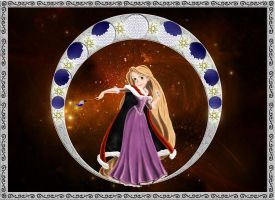 Rapunzel - Divinire by shivan-dragon