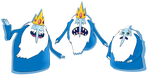 Ice King - MMD DL by NipahMMD