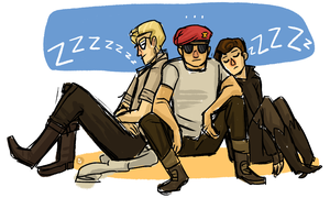 boone pillow by robotverve