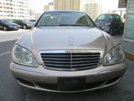 Mercedes Benz S350 2003 by sniperbytes