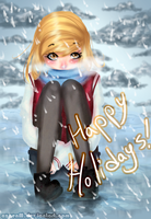 Merry Christmas and Happy New Year! by AzaenM