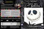 the nightmare before christmas serbian dvd cover by credomusic