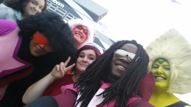 MCM Steven Universe Meet Up by LupiViri