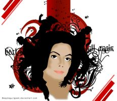 Michael Jackson by applegurlgeek
