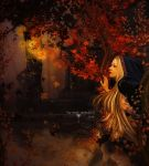 Spirit of Autumn by Fae-Melie-Melusine