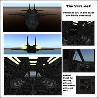 The Vari-Jet at SHiP by DelwynDruth