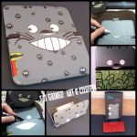 NINTENDO 3DSXL CASE TOTORO EDITION (OPEN) by fatgringo