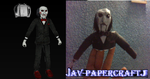 Saw Papercraft by javierini