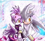 Silver and blaze by IndI-Art