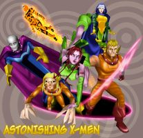 Astonishing X-Men by IUltrahumanite
