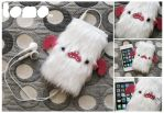 TOMO YETI - iPhone iPod Case by TomodachiIsland
