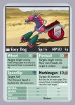 KDTTCG - Easy Dog Evo Card by RacieB