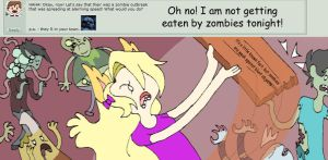 Question 72 Zombies by AskStelera