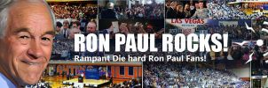 Ron Paul Rocks by VisualFour