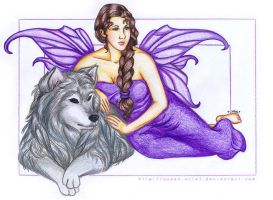 Season of the Wolf by Queen-Uriel