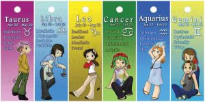 Bookmarks Redux 2 by mewgal