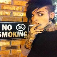 001) No Smoking by VanityInsanity21