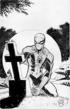 Spider-Man Commission by ToneRodriguez