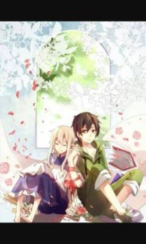 Marry and Seto by Monimo5573