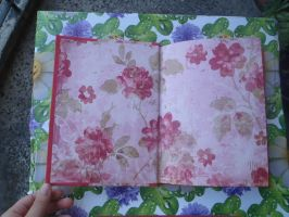 Rose Notebook by Mihaela7