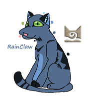 RainClaw New warrior by 0LightsOut1